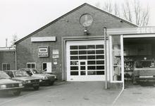 ZL_ACHTERWEG_01 Garagebedrijf Van Trigt; 1984