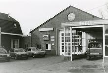 ZL_ACHTERWEG_02 Garagebedrijf Van Trigt; 1984