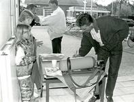 ZW_BRANDWEER_005 Open dag in de brandweerkazerne; 20 september 1990