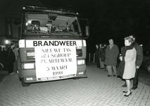 ZW_BRANDWEER_008 De nieuwe TAS Blusgroep Zwartewaal; 5 maart 1998