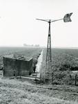 ZW_BRIELSEMAAS_014 Overblijfselen van het in 1937 gebouwde gemaal in de Ondernemingspolder met de daarbij behorende ...