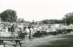 ZW_HAVENKADE_043 Zwartewaal; De haven van Zwartewaal, 1994