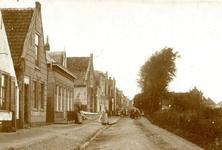 ZW_HENRYFORDSTRAAT_002 Kijkje op het Zuideinde, ofwel de Henry Fordstraat; ca. 1920