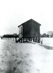ZW_MAASDIJK_007 Wachthuisje, Vlaardingseboot; ca. 1935