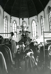 ZW_SCHOOLSTRAAT_037 Rommelmarkt bij en t.b.v. de Ned. Hervormde Kerk (St. Martinuskerk); 12 juni 1986