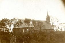 ZW_SCHOOLSTRAAT_038 De Dorpskerk, gewijd aan Sint Martinus; ca. 1920
