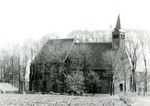 ZW_SCHOOLSTRAAT_039 De Ned. Hervormde Kerk (St. Martinuskerk); 17 mei 1979