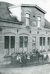 ZW_SCHOOLSTRAAT_042 De kleuterschool (bewaarschool) die in 1900 is opgericht door de ambachtsvrouwe Hofkes; 1966