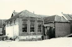 ZW_SCHOOLSTRAAT_043 De kleuterschool (bewaarschool) die in 1900 is opgericht door de ambachtsvrouwe Hofkes; 1967