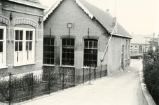 ZW_SCHOOLSTRAAT_044 De kleuterschool (bewaarschool) die in 1900 is opgericht door de ambachtsvrouwe Hofkes; 1967