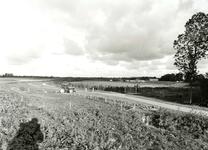 ZW_WATEROVERLAST_33 Ondergelopen weilanden na overvloedige regenval; 16 september 1998