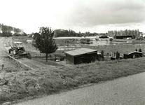 ZW_WATEROVERLAST_34 Ondergelopen weilanden na overvloedige regenval; 16 september 1998