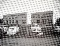 ZW_WERFPLEIN_001 Hoofdkantoor van Spreeuwenberg steigerbouw; 1989
