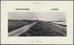 FOTO_GF_E019 De Oudenhoornse Zeedijk voor de verbetering; 1954