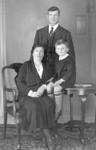 NLL037 Arie Peters (1889-1976), (zoon van Andries Peters en Jacomijntje Roskam), Neeltje Arentje Nieuwland (1895-1971) ...