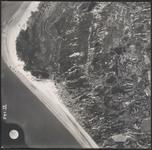 LUCHTFOTO_VOORNE_018 De Groene Punt, De vallei en het Waterbosch; ca. 1963