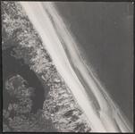 LUCHTFOTO_VOORNE_043C Rockanje; De Duinen en het Quackjeswater, ca. 1963