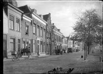 GN2034 De watertoren met naastgelegen woning; ca. 1925