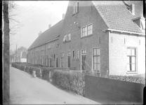 GN2077 Het 'dijkje' langs het Maarland Zuidzijde; ca. 1920