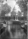 GN2146 Martelarenveld met de heilige put en de kapel; ca. 1922