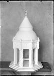 GN2147 Miniatuurversie van de kapel op het martelarenveld; ca. 1922