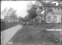 GN2237 Kijkje in de Obalaan in Oostvoorne; ca. 1925