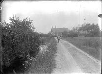 GN2429 Kijkje in de Boomweg; ca. 1925