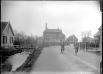 GN2450 Dorpsstraat; ca. 1920