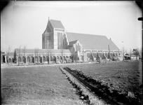 GN2552 De stenen Bedevaartskerk; ca. 1932