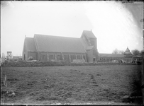 GN2553 De stenen Bedevaartskerk; ca. 1932