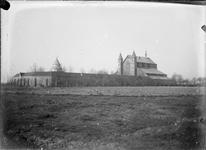 GN2566 De houten Bedevaartskerk; ca. 1925
