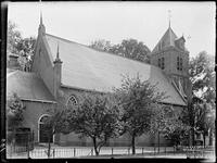 GN3491 De kerk van Nieuwenhoorn; ca. 1910