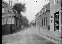 GN5029 De dorpskern van Rockanje; ca. 1920