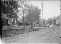 GN5030 De dorpskern van Rockanje; ca. 1920