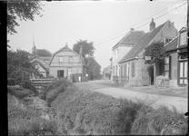 GN5043 De dorpskern van Rockanje; ca. 1920
