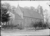 GN5048 De kerk van Nieuwenhoorn; ca. 1920