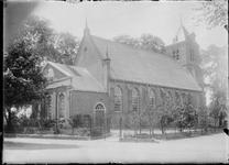 GN5171 De kerk van Nieuwenhoorn; ca. 1920