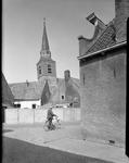 A1012 De scheve toren van de Hervormde kerk te Zuidland; 28-02-1964