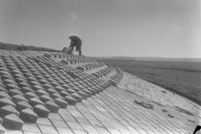 B1139 Aanleg van dijklichaam of kade; 10-11-1955