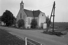 B1239 De Christelijk Gereformeerde Kerk te Rozenburg; 18 september 1984