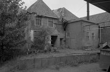 B1257 De sloop van een pand; 18 september 1984