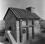 C1333 De in 1957 herbouwde kogelgloeioven; 20 juni 1958