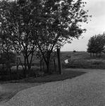 C1952 Grenspaal aan de Ruigendijk; mei 1997