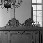 C1962 Kerkbank in de kerk van Rockanje; ca. 1998