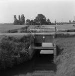 C2002 Sluisje nabij de Geervlietse watermolen; ca.1990