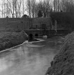 C2035 Sluis in de Schapengorsedijk; februari 1986