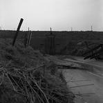 C2045 Inlaatsluis in de Maasdijk; februari 1986