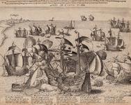 1a61 Slag op de Zuiderzee, 11 en 12 oktober 1573, 1573, 11 en 12 oktober