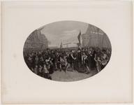 1a69 De aankomst van Prins Willem van Oranje te Enkhuizen, 1572, 20 oktober