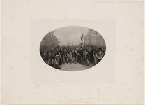1b25 De aankomst van Prins Willem van Oranje te Enkhuizen, 1572, 20 oktober